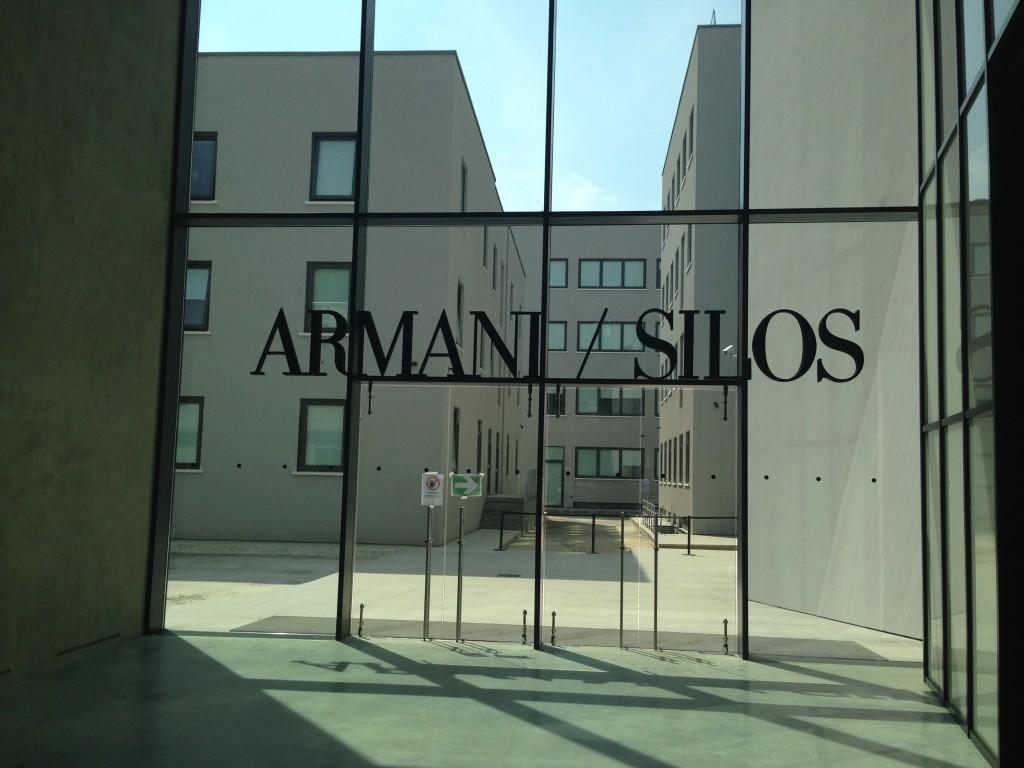 Armani Silos 2015